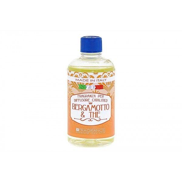 Fragranza Bergamotto e Thè per diffusore catalitico - SaraBHome