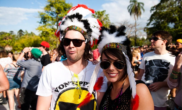 Ready to shake a tail (or head) feather at Brisbane Parklife 2011