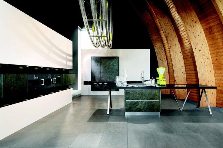 Kitchens, fitted kitchens, designer kitchens, kitchen design, kitchen exhibition - EDU AG