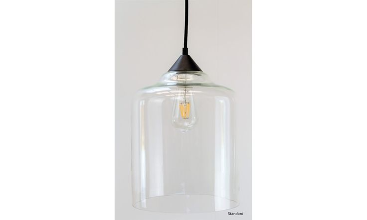 Mr Ralph | Apothecary Wide Pendant CLEAR - ESSENTIALS, Pendants