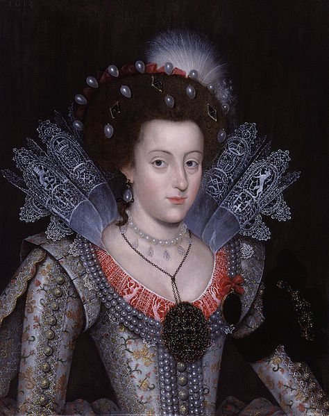 Elizabeth Stuart (1596–1662) was (as the wife of Frederick V, Elector Palatine) Electress Palatine and (briefly) Queen of Bohemia. Because her husband's reign in Bohemia lasted for just one winter, Elizabeth is often referred to as The Winter Queen.