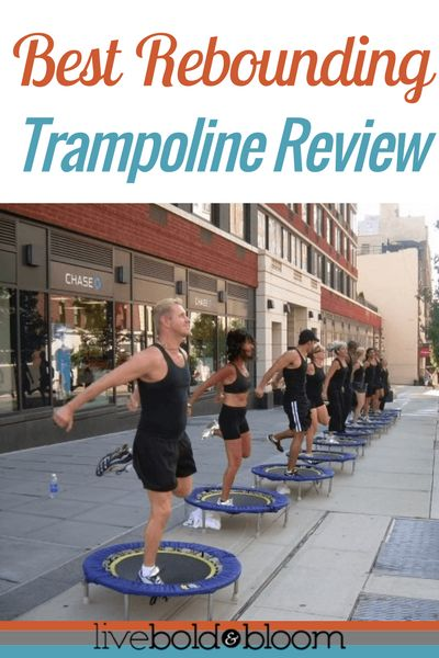 Best Rebounding Trampoline Review for 2016