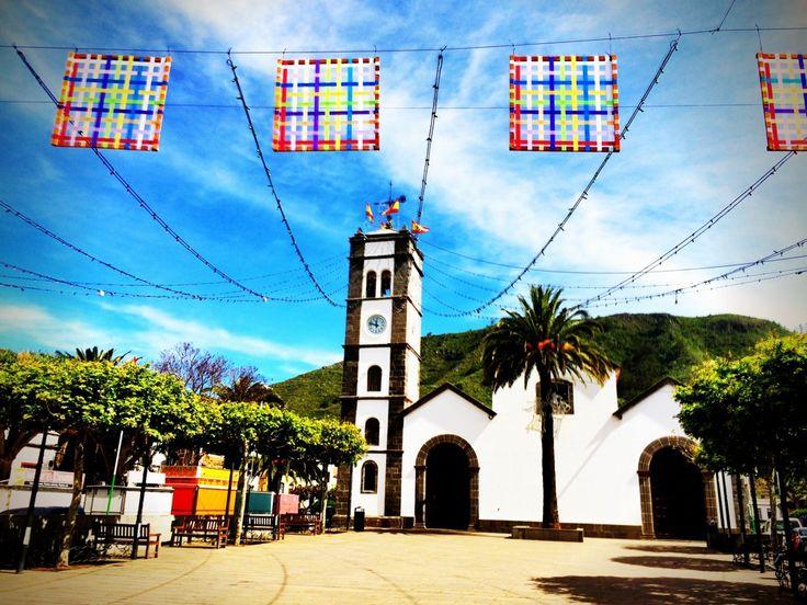 Plaza San Marcos, Tegueste en Tegueste, Canarias