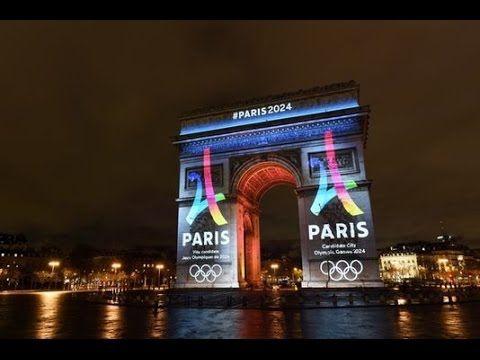 Paris 2024 : La bande annonce des JO - YouTube