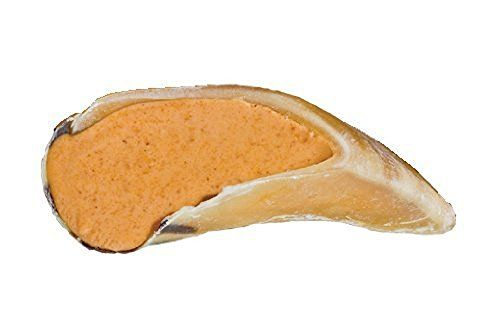 Redbarn Peanut Butter Filled Cow Hooves Pack of 25 *** You can find more details by visiting the image link.