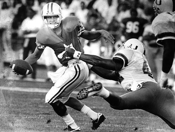 Ty Detmer's BYU Cougars Beats #1 Ranked Miami in 1990