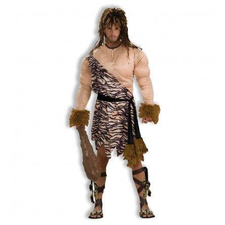 Mens Brute Caveman Costume