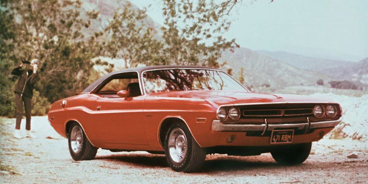 Just like its Charger brother, everyone wants a '71-'72 Dodge Challenger. You can probably thank the current-generation model for all that demand, and Hagerty believes it'll increase in 2017.