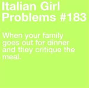 Italian Girl Problems - Bing images