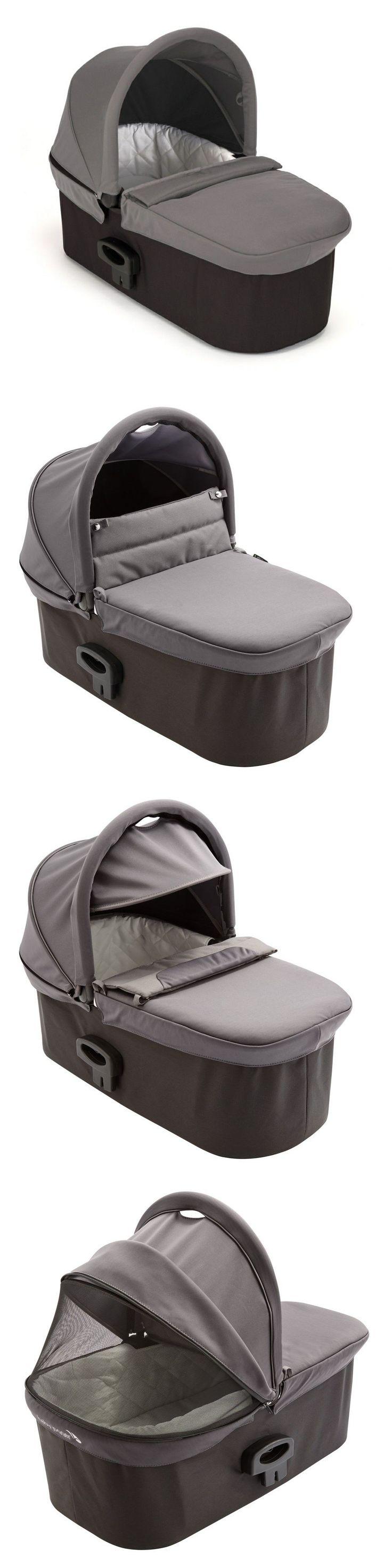 Bassinets 180912: Baby Jogger Deluxe Pram - Gray 2017 Model -> BUY IT NOW ONLY: $139.99 on eBay!