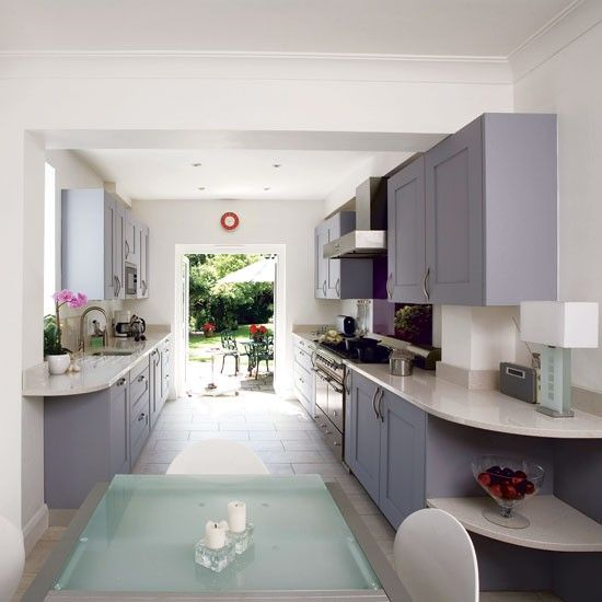 Kitchen Design Brighton Uk: 70 Best Galley Kitchens Images On Pinterest
