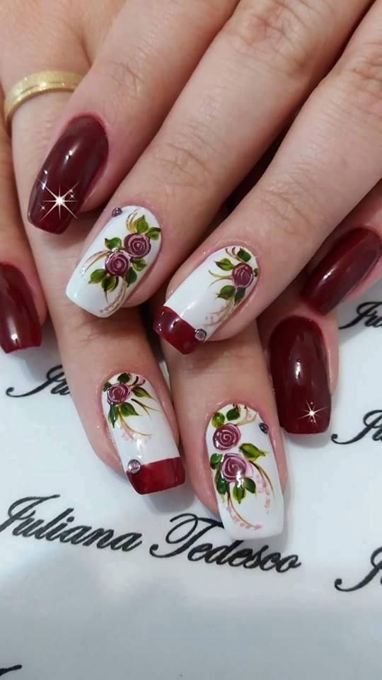 Recopilamos algunas propuestas en diseños de uñas que son tendencia este 2017.