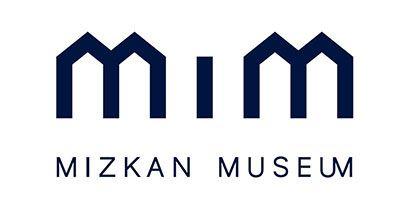 MIZKAN MUSEUM|佐藤卓|ロゴマーク|最後の「U」と「M」が繋がっています。