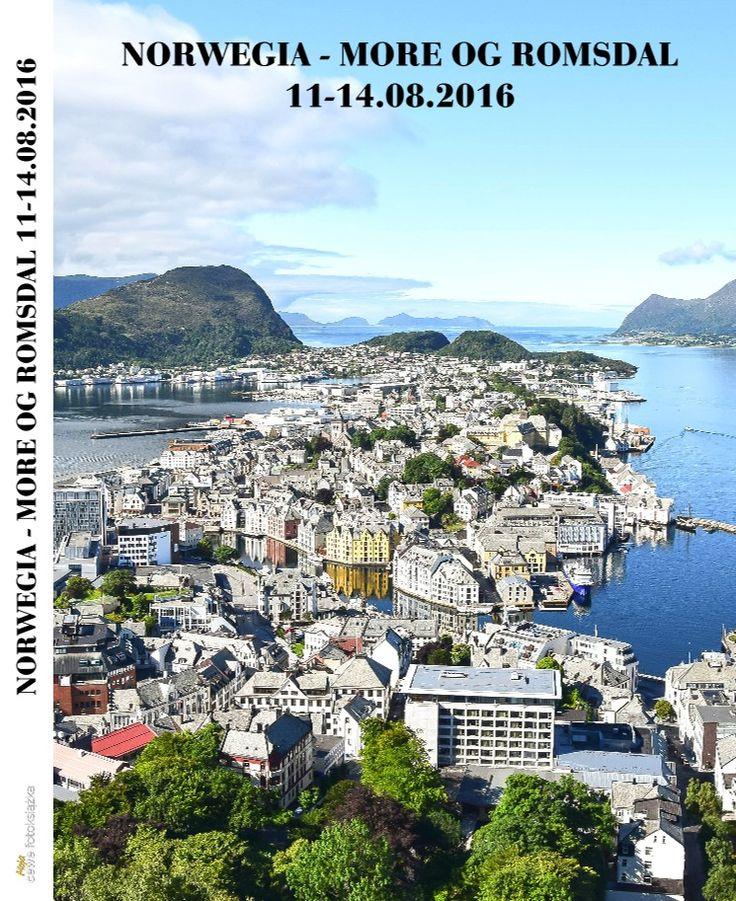NORWEGIA - MORE OG ROMSDAL 11-14.08.2016 • Anna Wiklińska • CEWE FOTOKSIĄŻKA - konkurs: NORWEGIA - MORE OG ROMSDAL 11-14.08.2016
