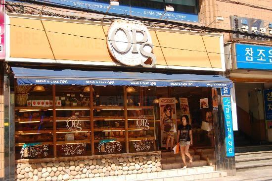 ПУСАН  Ops Bakery Haeundae