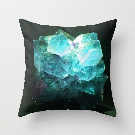 #crystal #space #meditation #yoga #spirit #xmas #christmas #2017 #fun #love #reiki #therapies #energy #symbol #stone https://society6.com/product/my-magic-crystal-story_pillow