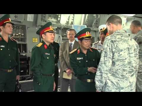 Departure of SRLTG Do BA TY Chief of the General Staff, Vietnam People's...