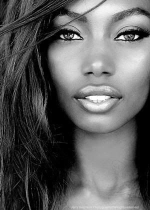 Beautiful black women