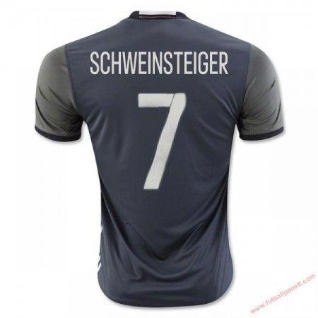 Tyskland 2016 Schweinsteiger 7 Bortedrakt Kortermet.  http://www.fotballpanett.com/tyskland-2016-schweinsteiger-7-bortedrakt-kortermet-1.  #fotballdrakter