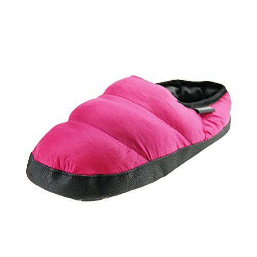Best Womens Slippers | Mens Womens Soft Warm Cozy Quilted Down Slippers Mules Comfort Antiskid SlipOn Winter Ankle Boots Footwear Lightweight Waterproof House Home Indoor Slippers Shoes Rose >>> Click on the image for additional details. Note:It is Affiliate Link to Amazon.