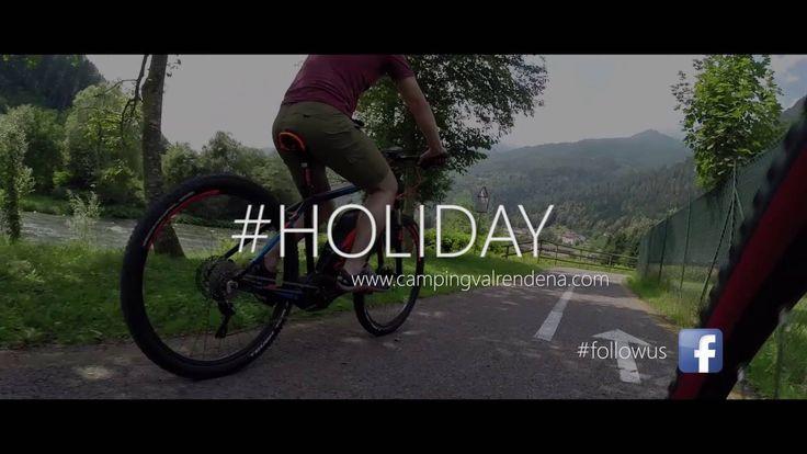 Buon #2giugno a tutti! Con questa serie di video vi faremo conoscere tutti i nostri servizi, per vivere una vacanza in Val #Rendena con tutti i comfort. Appena fuori dal #campeggio una stupenda #ciclabile. Vi aspettiamo!  Are you ready for the #weekend? With a series of videos we will let you discover all our services, to enjoy a #holiday in Val Rendena with all the comforts. Just outside the #campsite a wonderful #cycle path. We are waiting for you ;-) #takeyourtime #valrendena…