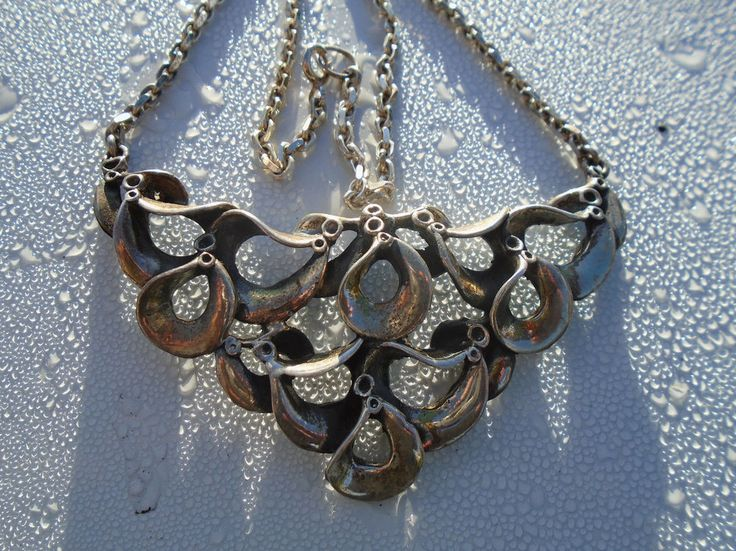 Jorma valo, valokoru, finlande. argent 925 collier  jäkälä (lichens)