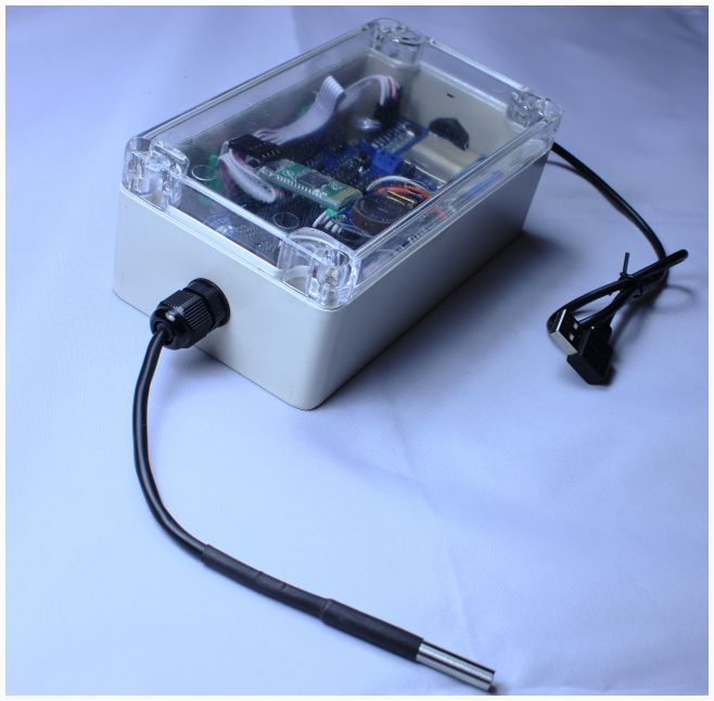 Wireless Sensor and Data Logger | Hobbyist.co.nz