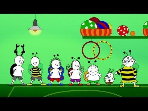 Bogyó és Babóca: Egy nap az óvodában - YouTube