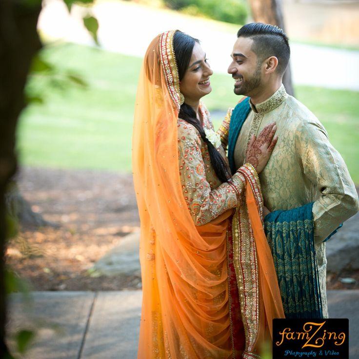 Gorgeous Indian wedding
