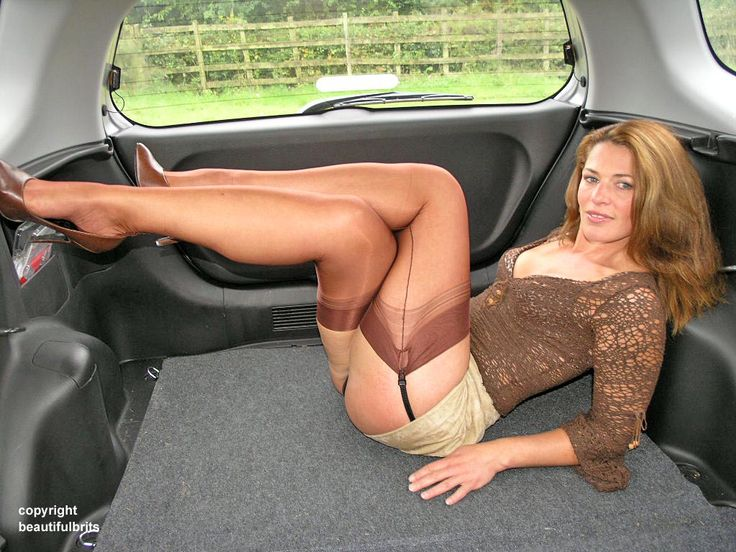 In Pantyhose Claudia Gorgeous 49