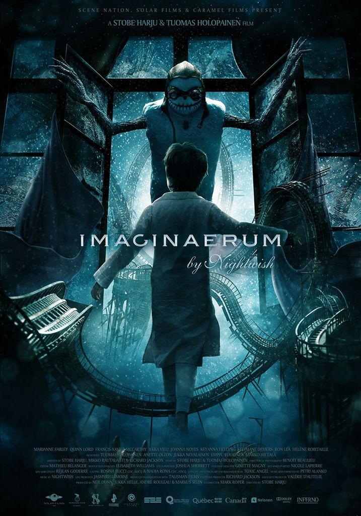 """[""""IMAGINAERUM""""] é o exemplo perfeito de um filme de Fantasia, para adultos. Contém uma viagem por mundos imaginários, conta com um par de crianças como protagonistas, muito do seu universo é um uni…"""
