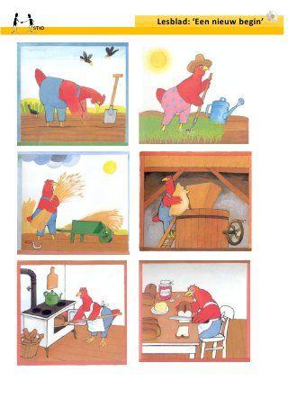Les Het Rode Kippetje (Bakker)