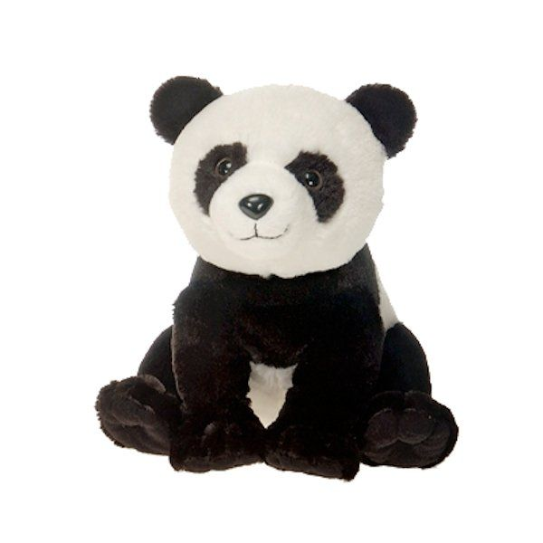 Bean Bag Panda Stuffed Animal by Fiesta