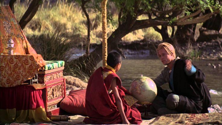 Seven Years In Tibet - Trailer - YouTube