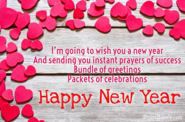 love quotes and wishes for happy new year quotes yard