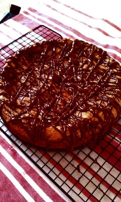 Flourless Dark chocolate and hazelnut torte!