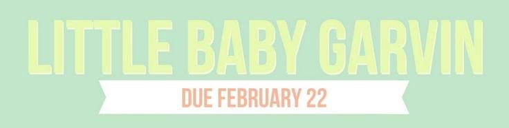 Cute blog following the blogger's pregnancy