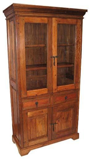 valencia small china cabinet from european country living