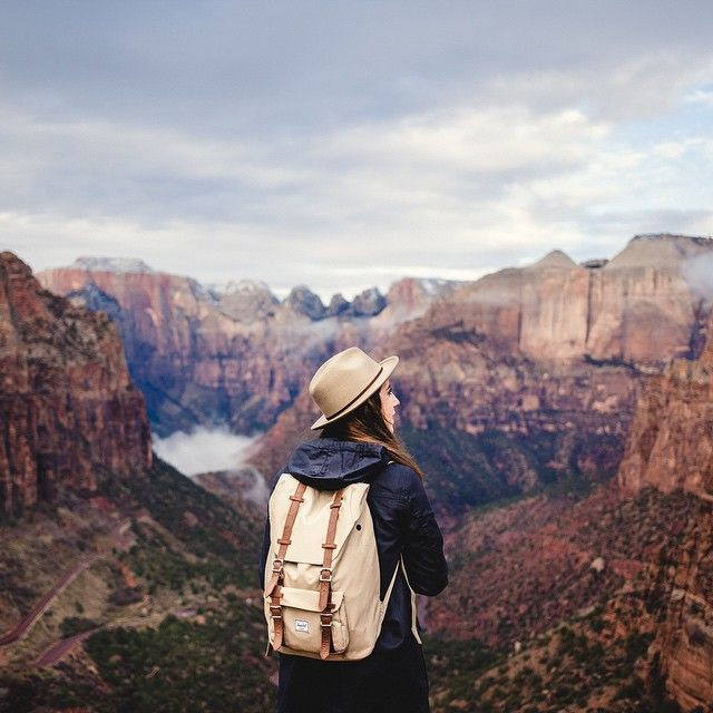 Well Travelled: Zion National Park in Utah.