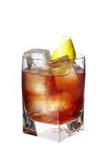 Boulevardier Cocktail image