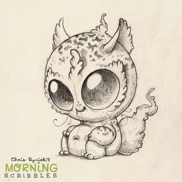 77 best images about morning scribbles on pinterest for Random cute drawings