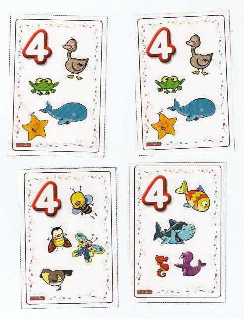 Vier, free printable / Jogo de Cartas - Sotão dos Peixinhos - Picasa Webalbums