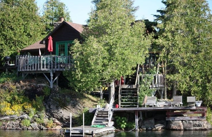 Cottage vacation rental in McGregor Bay from