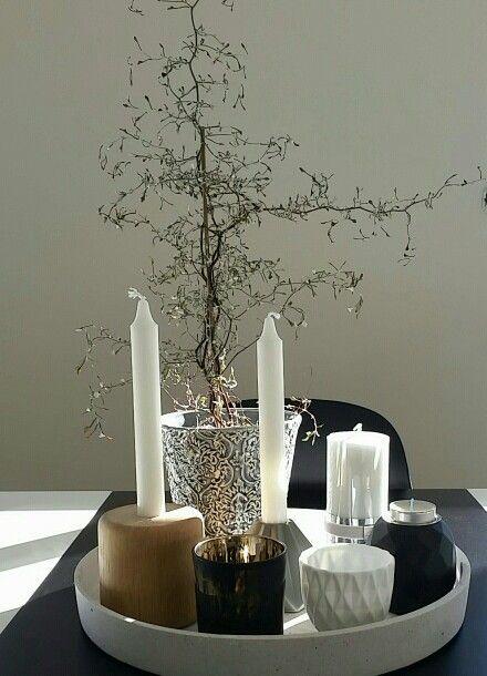 Decoration in my new kitchen♡