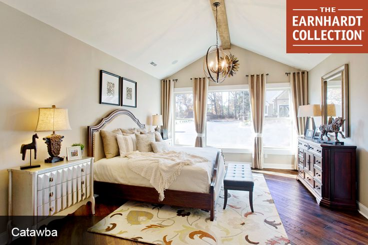 Master suites master bedroom pictures schumacher homes for Schumacher homes catawba
