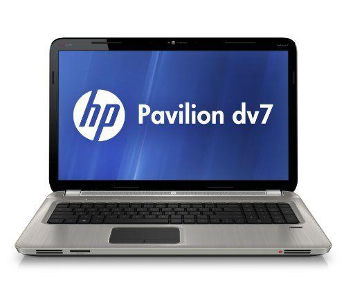 HP Pavilion dv7-6c54ea 17.3-inch Laptop PC (Intel Core i5-2450M Processor