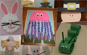 Kids Crafts, Kids Activities, Worksheets, Coloring Pages and More | All Kids Network
