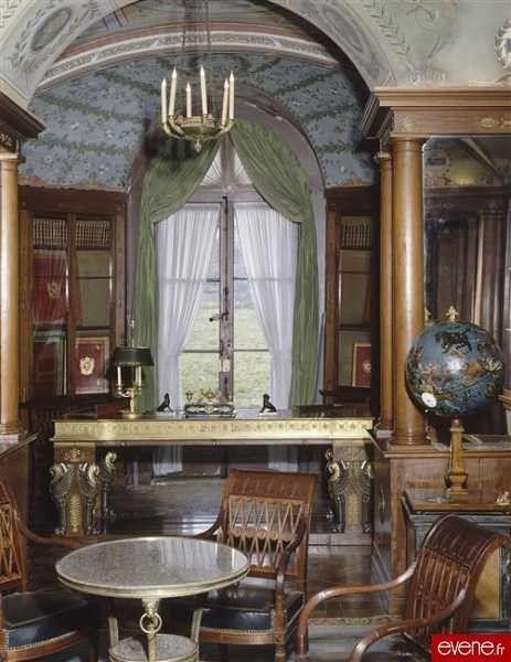 17 best images about chateau de la malmaison on pinterest empire empress josephine and culture. Black Bedroom Furniture Sets. Home Design Ideas