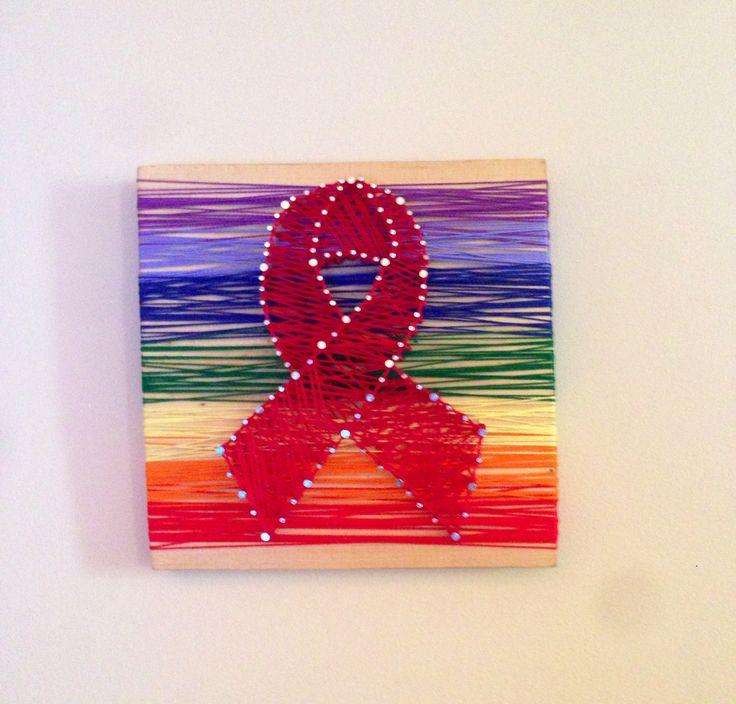 from Sylas gay aids ribbon