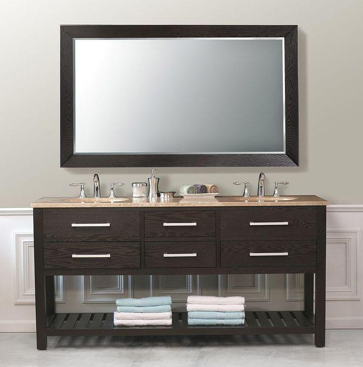 1000 Ideas About Portable Sink On Pinterest: 1000+ Ideas About Double Sink Vanity On Pinterest